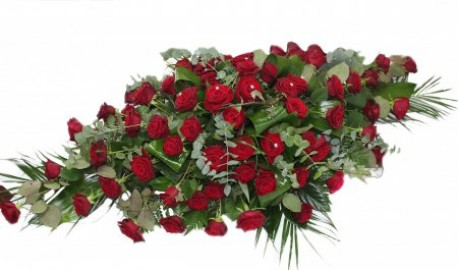 Double Ended Red Roses